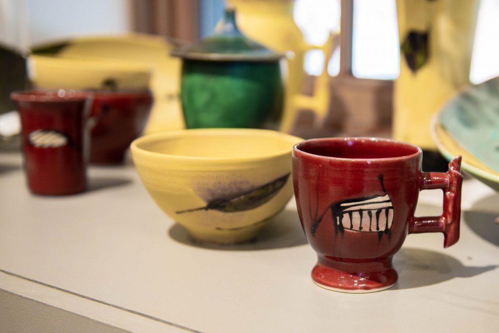 Musée du Haut-Richelieu - poterie