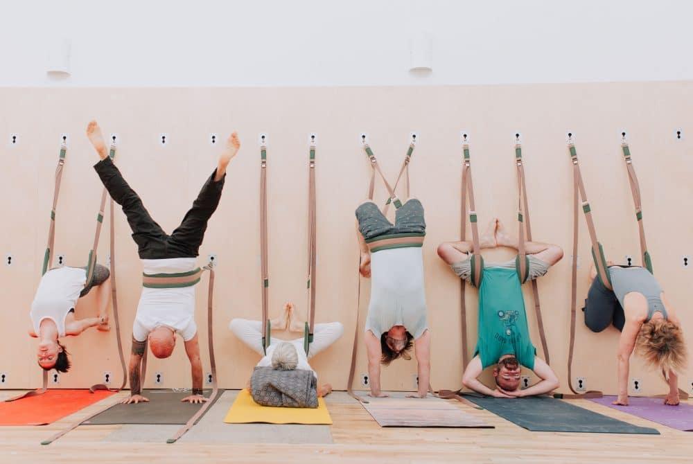 Origine Yoga